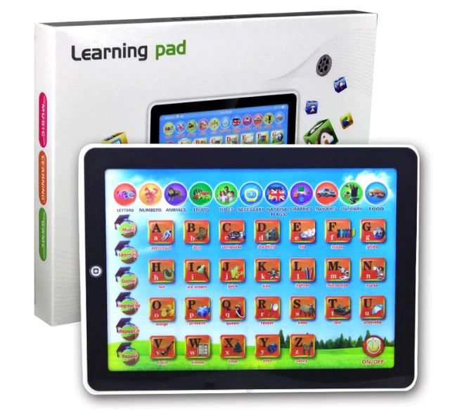 Childrens Learning Touch Education Tablet