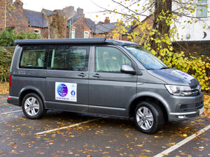 Reliance Medical has donated a brand new vehicle to the Lyme Trust!