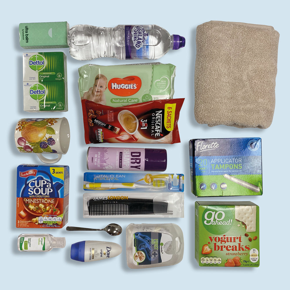 The Lyme Trust Essentials Pack