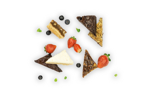 Mini Slices - A Gourmet Plate
