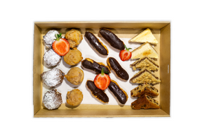 Mixed Sweet Selection Boxes - A Gourmet Plate