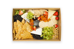 Cheese Boxes - A Gourmet Plate