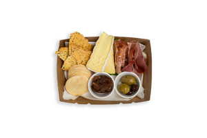 Individual Charcuterie Boxes - A Gourmet Plate