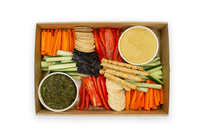 Dip Boxes - A Gourmet Plate