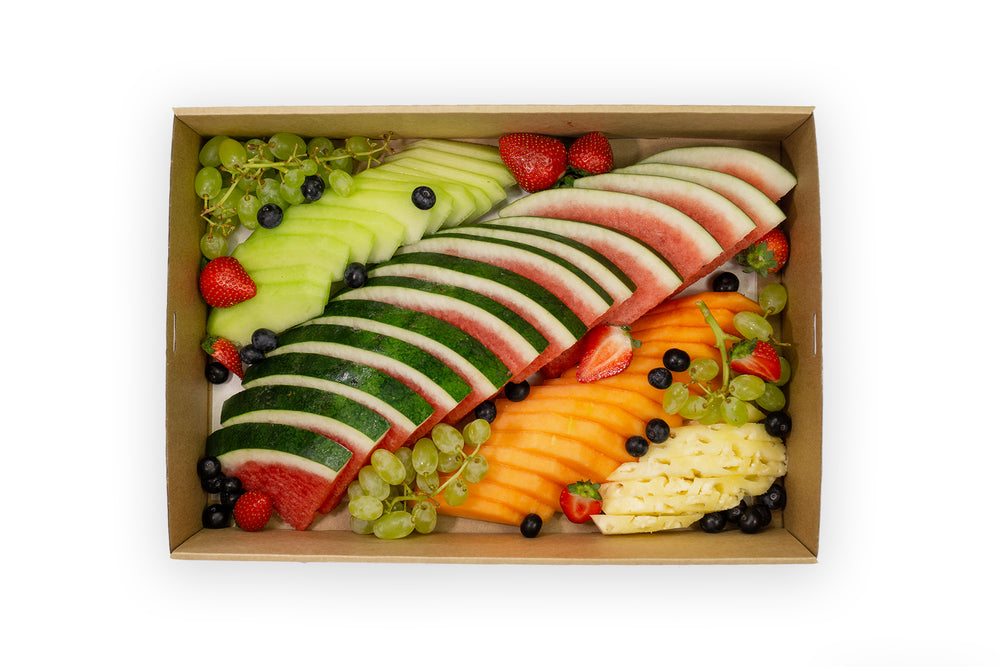 Fresh Fruit Boxes - A Gourmet Plate
