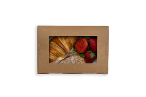 Individual Morning or Afternoon Tea boxes - A Gourmet Plate