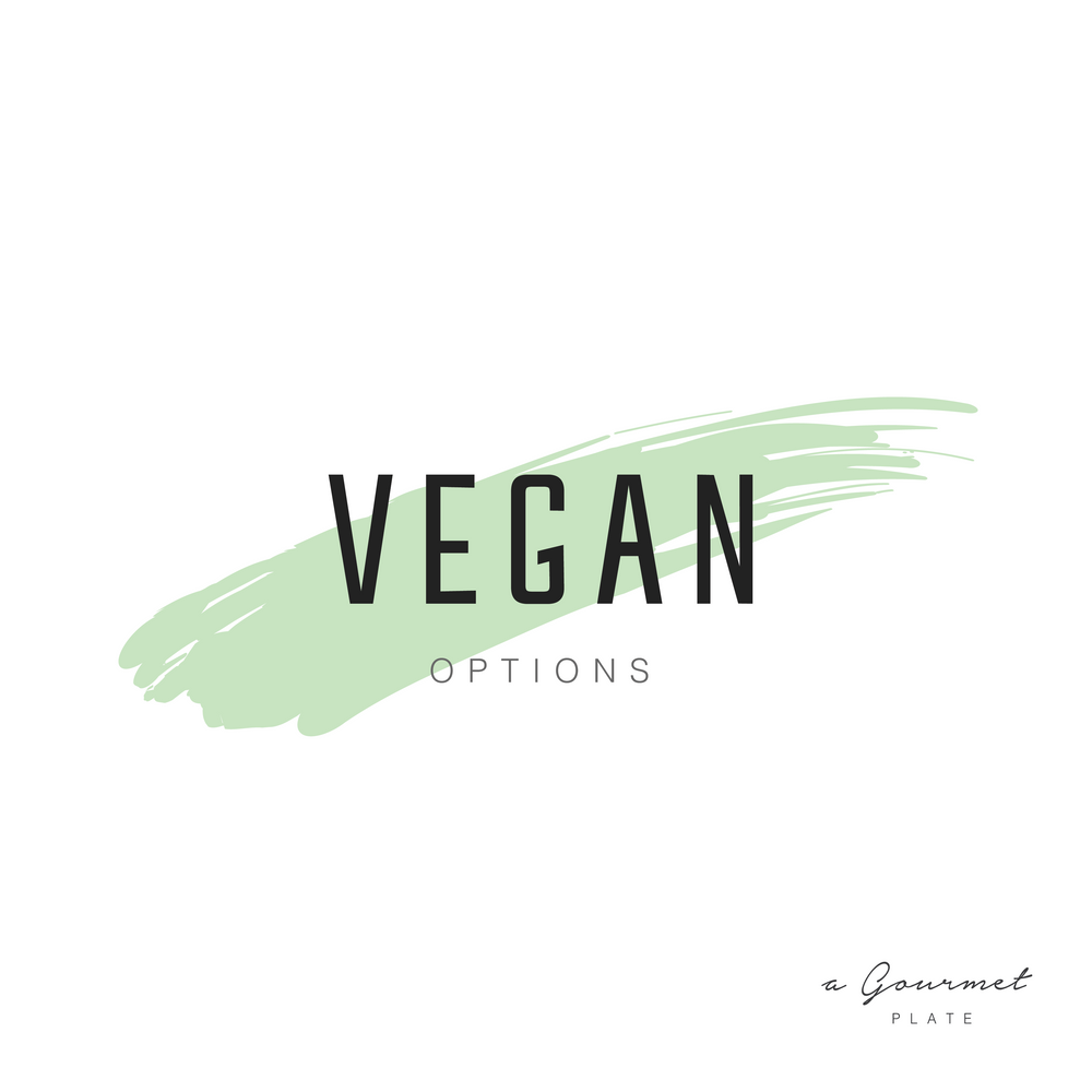 Vegan Items