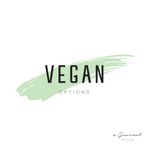 Vegan Items - A Gourmet Plate