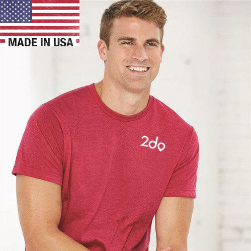 MADE IN THE USA Embroidered Logo Apparel