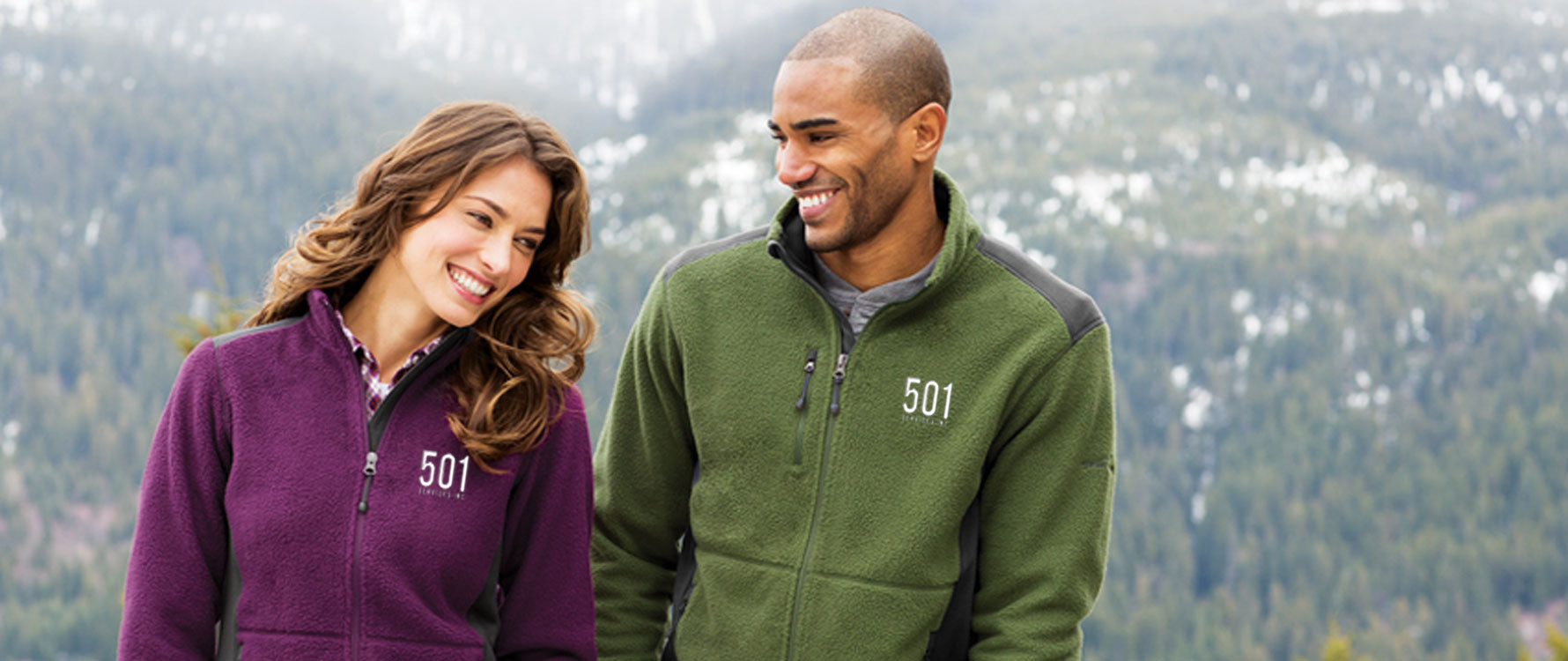 Custom Logo Cool Weather Apparel and Accessory Ideas