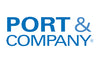 Port & Company Custom Logo Embroidered Apparel