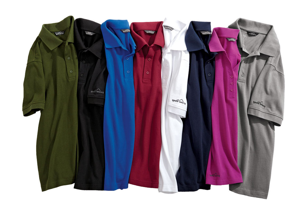 Combed Cotton Polo Shirts