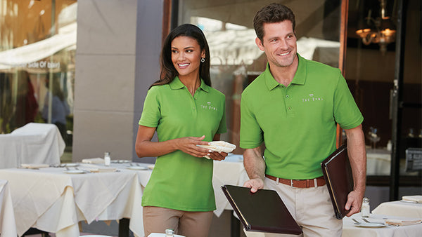 Port Authority Stain-Resistant Polo Shirt