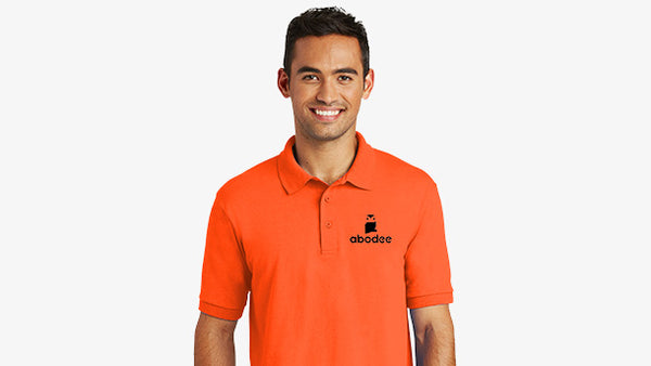 Port Authority Jersey Knit Polo Shirt