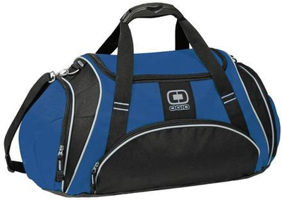 OGIO Crunch Duffel Bag-Royal-Thread Logic
