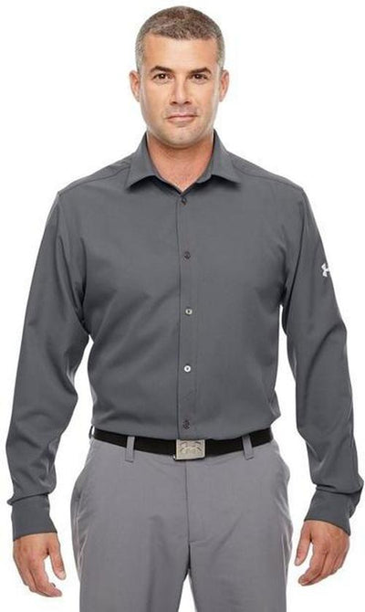 Under Armour Ultimate Buttondown-Thread Logic no-logo