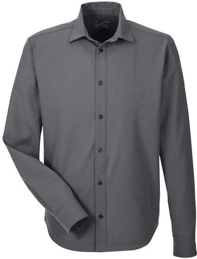 Under Armour Ultimate Buttondown-S-Graphite-Thread Logic