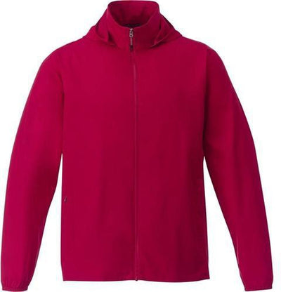 Elevate-TOBA Packable Jacket-S-Team Red-Thread Logic