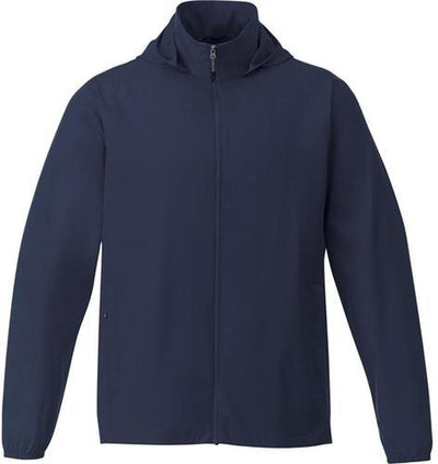 Elevate-TOBA Packable Jacket-S-Vintage Navy-Thread Logic