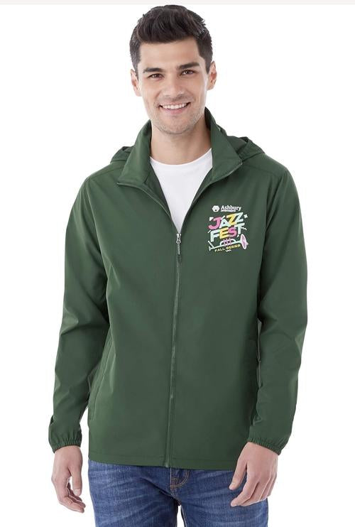 Elevate-TOBA Packable Jacket-S-Forest Green-Thread Logic