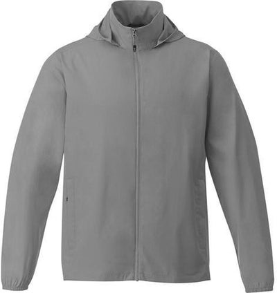 Elevate-TOBA Packable Jacket-S-Quarry-Thread Logic