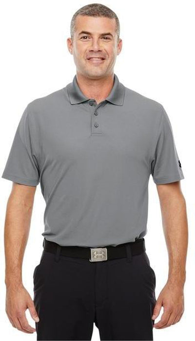 Under Armour Corp Performance Polo-Thread Logic no-logo