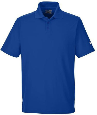 Under Armour Corp Performance Polo-S-Royal-Thread Logic