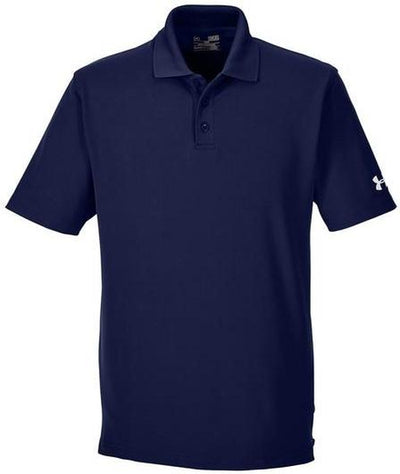 Under Armour Corp Performance Polo-S-Midnight Navy-Thread Logic