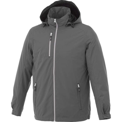 Elevate-ANSEL Jacket-S-Grey Storm-Thread Logic