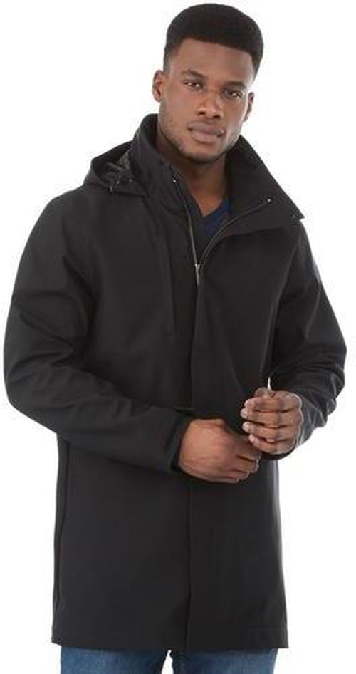 Elevate-MANHATTAN Softshell Jacket-Thread Logic no-logo