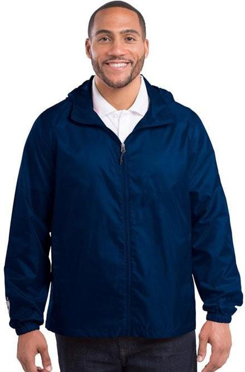 Elevate Darien Packable Lightweight Jacket
