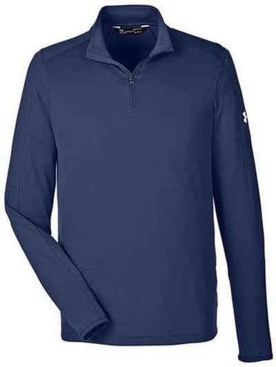 Under Armour Tech Quarter-Zip-S-Midnight Navy-Thread Logic