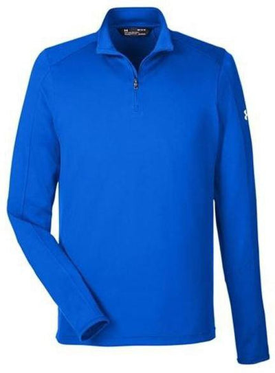 Under Armour Tech Quarter-Zip-S-Royal-Thread Logic