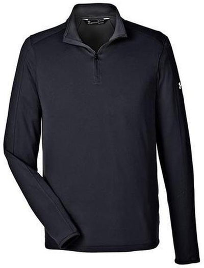 Under Armour Tech Quarter-Zip-S-Black-Thread Logic