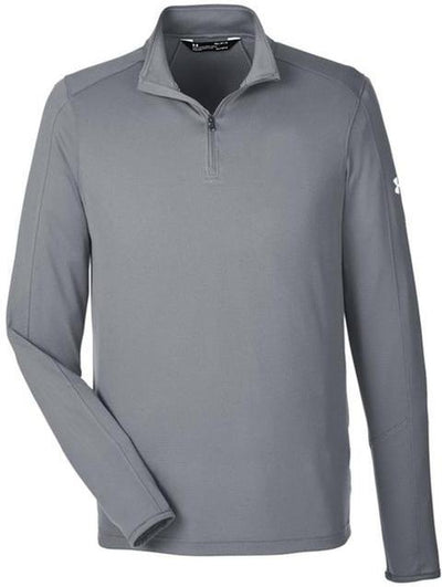 Under Armour Tech Quarter-Zip-S-Graphite-Thread Logic
