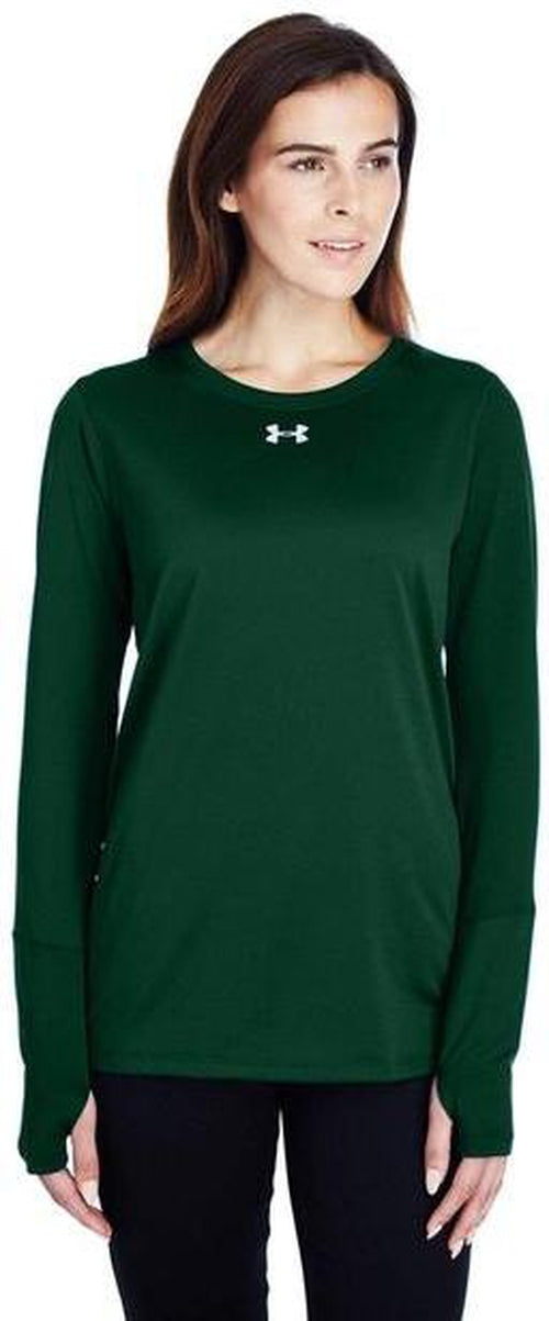 Under Armour Ladies Long-Sleeve Locker T-Shirt 2.0-Thread Logic