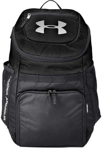 Under Armour UA Undeniable Backpack-Black/White-Thread Logic