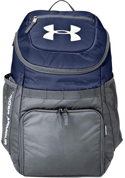Under Armour UA Undeniable Backpack-Midnight Navy/White-Thread Logic