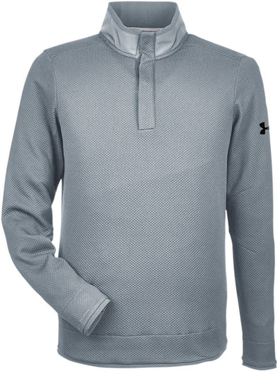 Under Armour Corporate Quarter Snap Up Sweater Fleece