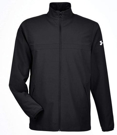 Under Armour Corporate Windstrike Jacket-S-Black/White-Thread Logic