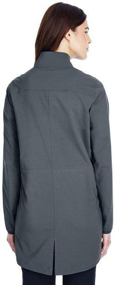 Model Back Under Armour Ladies Corporate Windstrike Jacket