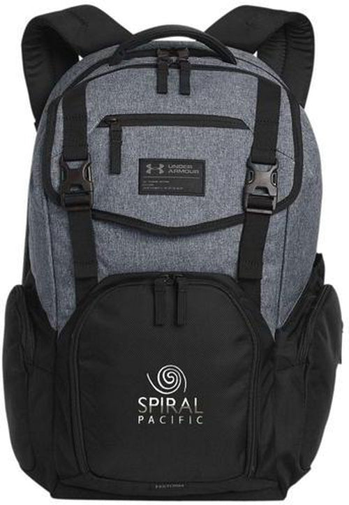 Under Armour Unisex Corporate Coalition Backpack-Thread Logic no-logo