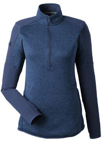 Under Armour Ladies Qualifier Hybrid Corporate Quarter-Zip