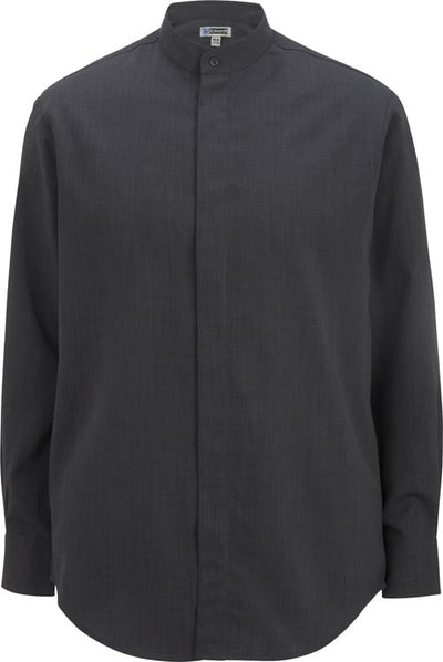 Edwards Tall Bastiste Banded Collar Shirt