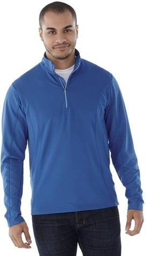 Elevate-CALTECH Knit Quarter Zip-Thread Logic