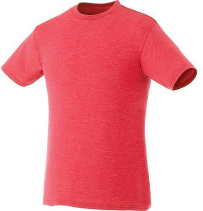 Elevate-BODIE Short Sleeve Tee-S-Team Red Heather-Thread Logic