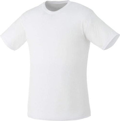 Elevate-BODIE Short Sleeve Tee-S-White-Thread Logic