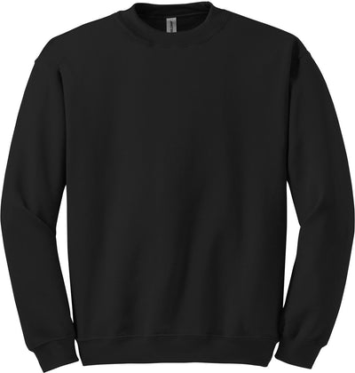 Gildan-Blend Crewneck Sweatshirt-S-Black-Thread Logic