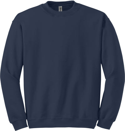 Gildan-Blend Crewneck Sweatshirt-S-Navy-Thread Logic