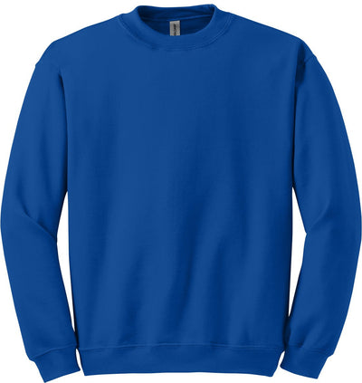 Gildan-Blend Crewneck Sweatshirt-S-Royal-Thread Logic